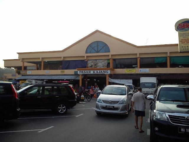 pasar kajang