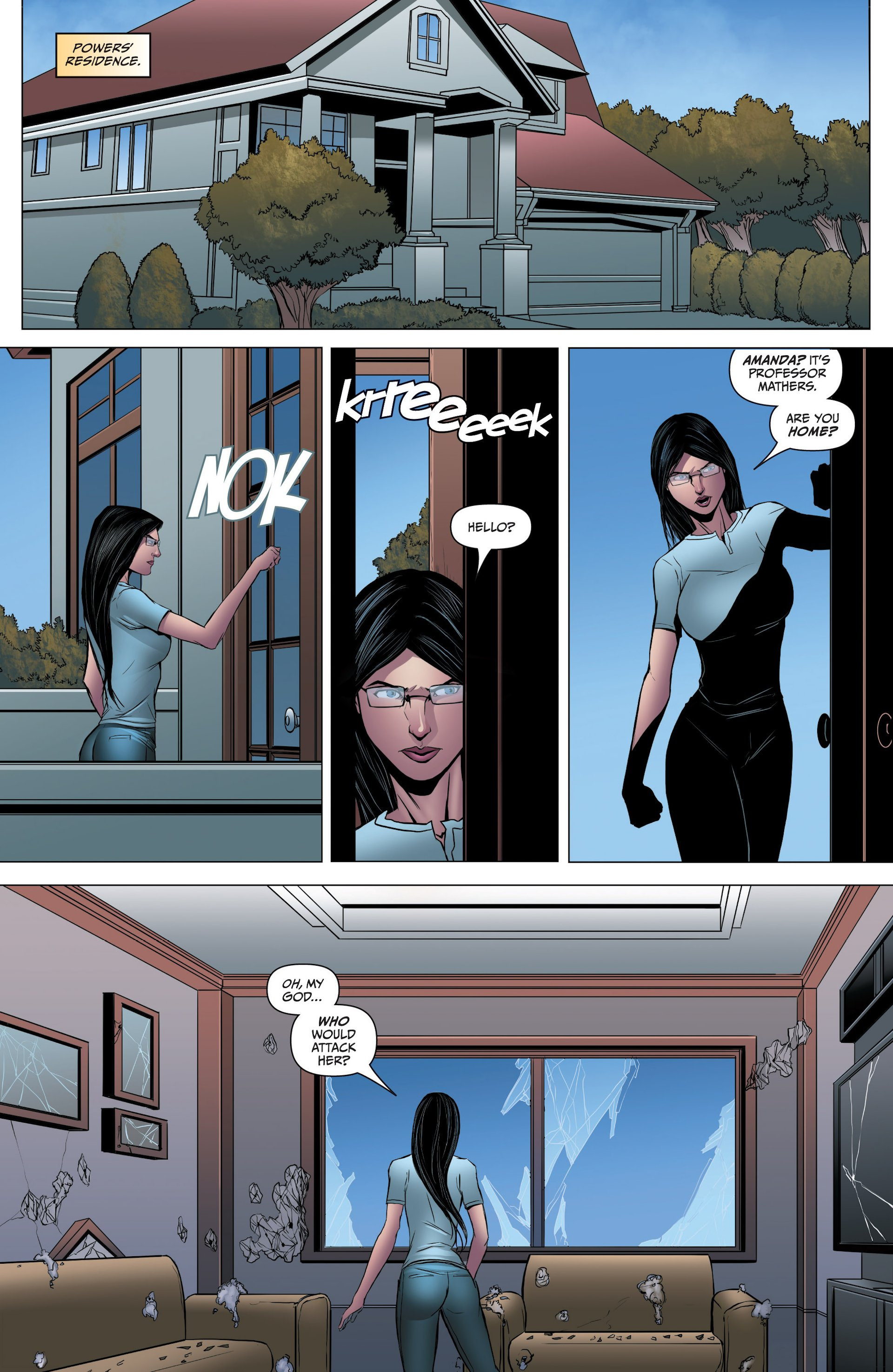 Grimm Fairy Tales (2005) Issue #94 #97 - English 6