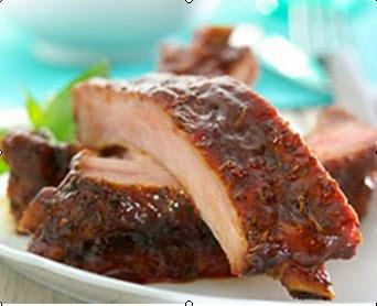 Costillas de Cerdo en Salsa de Soya