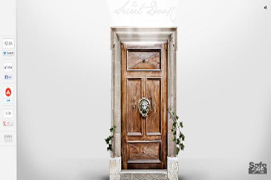الباب السري