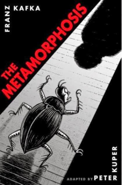metamorphosis by peter kuper essay Peter kuper (/ˈkuːpər/ born september 22, 1958) is an american alternative comics artist and illustrator, best known for his autobiographical, political, and social observations besides his contributions to the political anthology world war 3 illustrated.