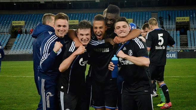 Youth League - Schalke