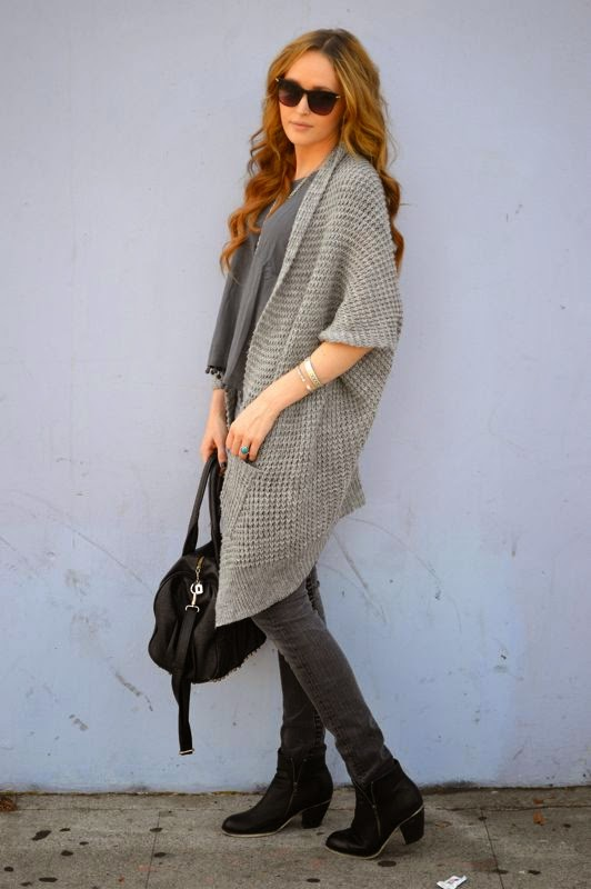 All In Grey-Golden Divine Blog-LA personal style blogger-Fall Style-Monchromatic