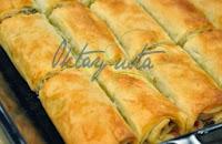 Mantarlı Pastırmalı Börek Tarifi Pastırmalı Börek Tarifleri