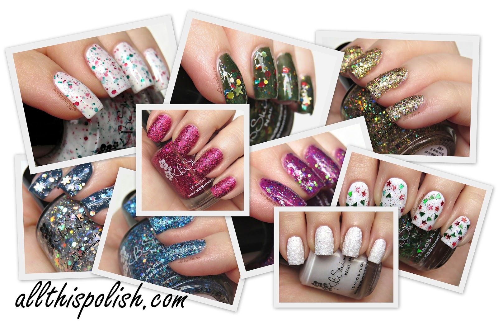KBShimmer Winter 2014 Collection