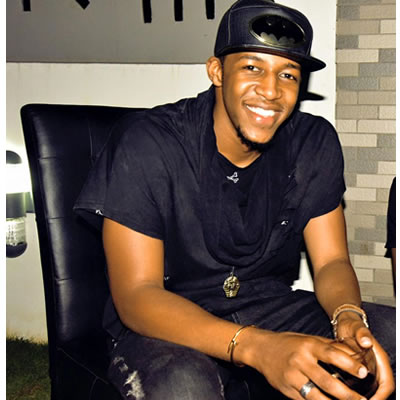 BBAfrica Hotshots Winner Idris Sultan New Girlfriend Photo