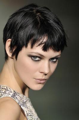 Cortes de pelo y peinados con flequillo tendencias