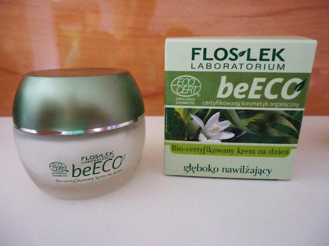 Flos-Lek BeEco Biocertyfikowany Krem Głęboko Nawilżający