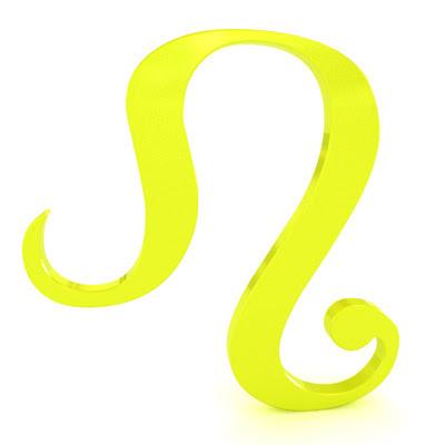simbolo signo leo