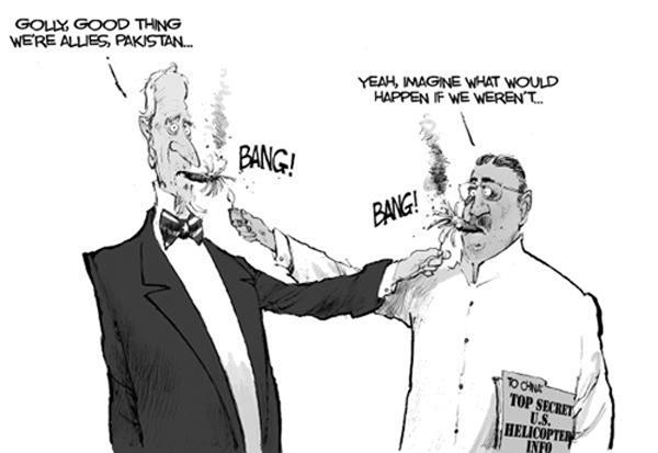 The News Cartoon-1 18-8-2011