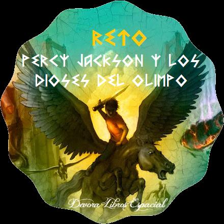 Reto Percy Jackson y los Dioses del Olimpo {2015}
