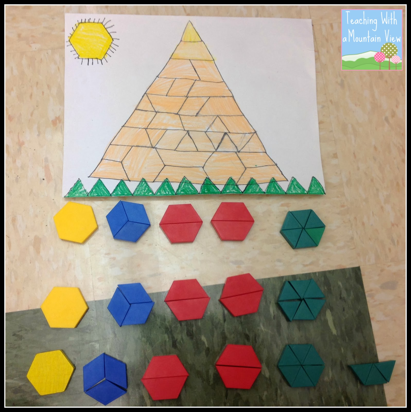 fraction projects Kids actually want to practice the multiplication facts (kids love the games and activities) my son struggled in math last year gradually losing self-confidence.
