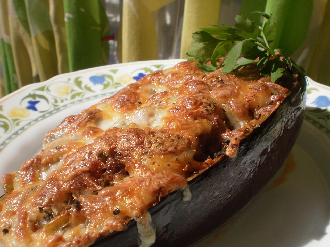 Mi cocina berenjenas rellenas a la turca for Cocina berenjenas rellenas