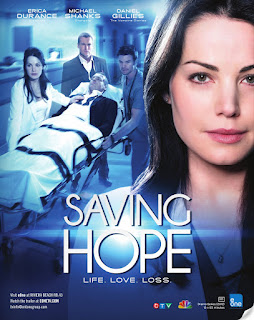 Saving Hope Promo Poster Durance Magazine EXC Baixar Série Saving Hope 2x10 AVI e RMVB Legendado
