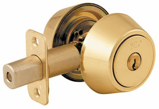 Locksmith Portland double cylinder deadbolt
