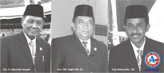 Pimpinan DPRD Dorong Rekomendasi Pencabutan SK 188