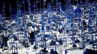 لقطات من الحفل الأسطوري لافتتاح دورة الألعاب الأولمبية في العاصمة البريطانية لندن.