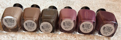 Zoya, Zoya Naturel Deux (2) Collection, Zoya nail polish, Zoya Fall 2014 nail polish collection, Zoya Aubrey, Zoya Spencer, Zoya Madeline, Zoya Marnie, Zoya Marney, Zoya Chanelle, Zoya Emilia, nails, nail lacquer, nail varnish, nail polish, swatches