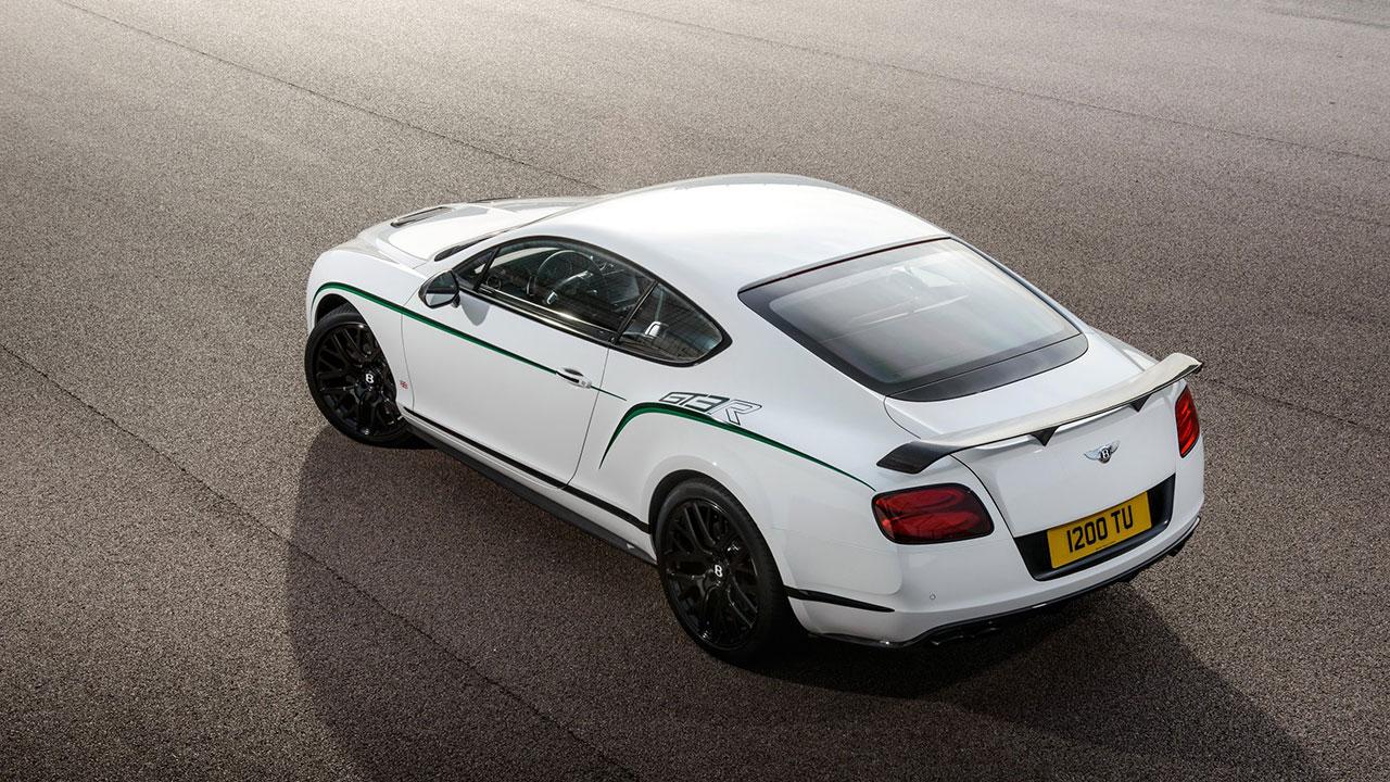 Bentley Continental GT3-R top