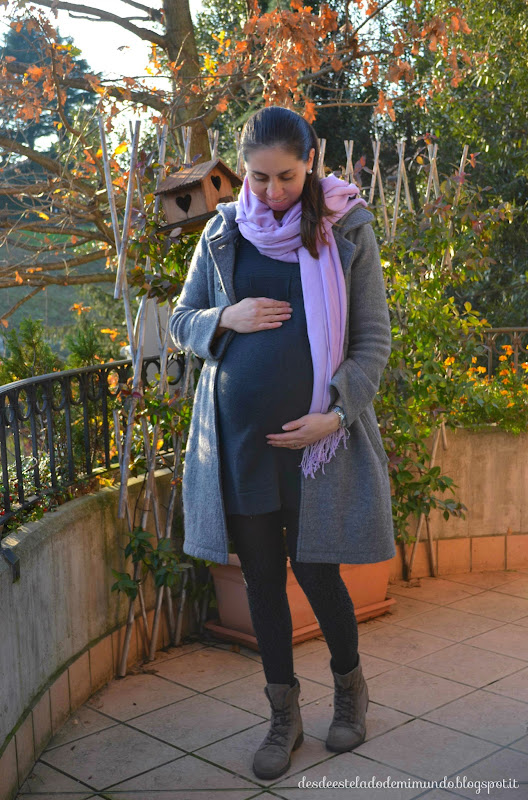 35 semanas de embarazo desdeesteladodemimundo.blogspot.it