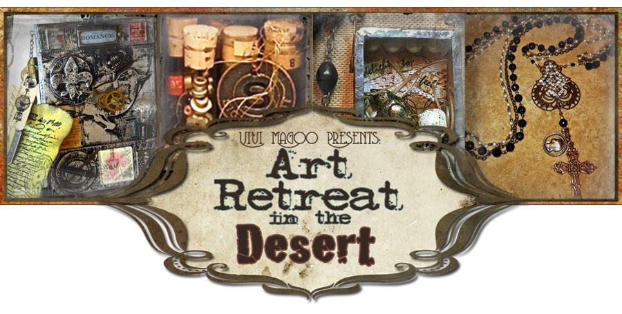 Art Retreat in the Desert - Class Details