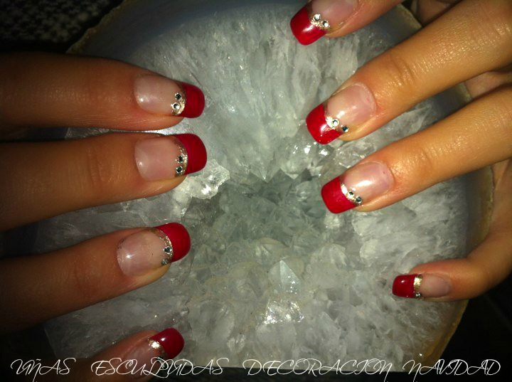 Uas De Gel Francesas. Latest Elite Kit Manicura Francesa Uas De Gel ...