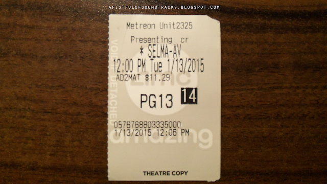 If it were 1971, Selma would have received a G rating. MPAA ratings were so bizarre in the '70s. Beneath the Planet of the Apes killed off all the characters. It got a G. Star Trek: The Motion Picture ends with a human, a robot and a space probe fucking each other in front of the Enterprise. That got a G.