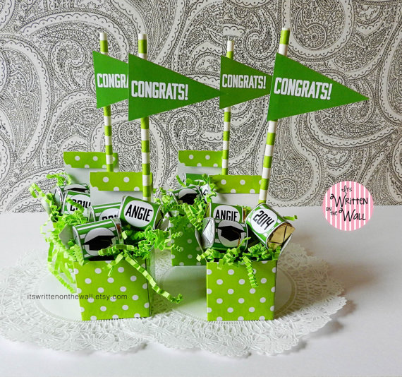 Graduation-Party Favor-6 Colors to Choose From