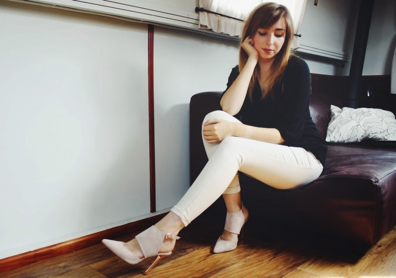 The Fashion Diaries | What I Wore | Primark Heels