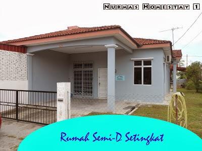 Homestay di Jitra Kedah