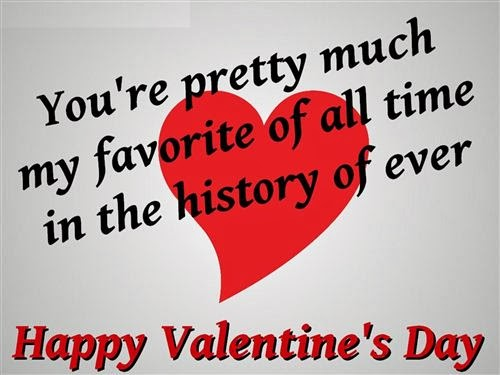 Funny Valentine's Day Sayings 2014