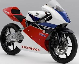 Honda NSF250R Moto3 Race