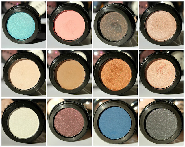 Lorac Dazzling Dozen Eyeshadow Collection Review, Photos, Swatches