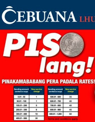 cebuana piso rate 2015