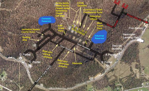 10 top secret military bases the government doesnt want you to know 3 raven rock site r world war iii hideaway publicscrutiny