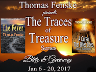 Traces of Treasure Series Blitz & Giveaway