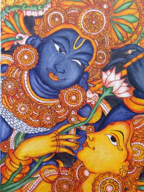 News images murals for Buy kerala mural paintings online
