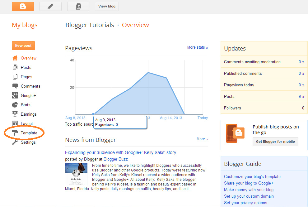 How to upload custom background image on blogger | Blogger Tutorials