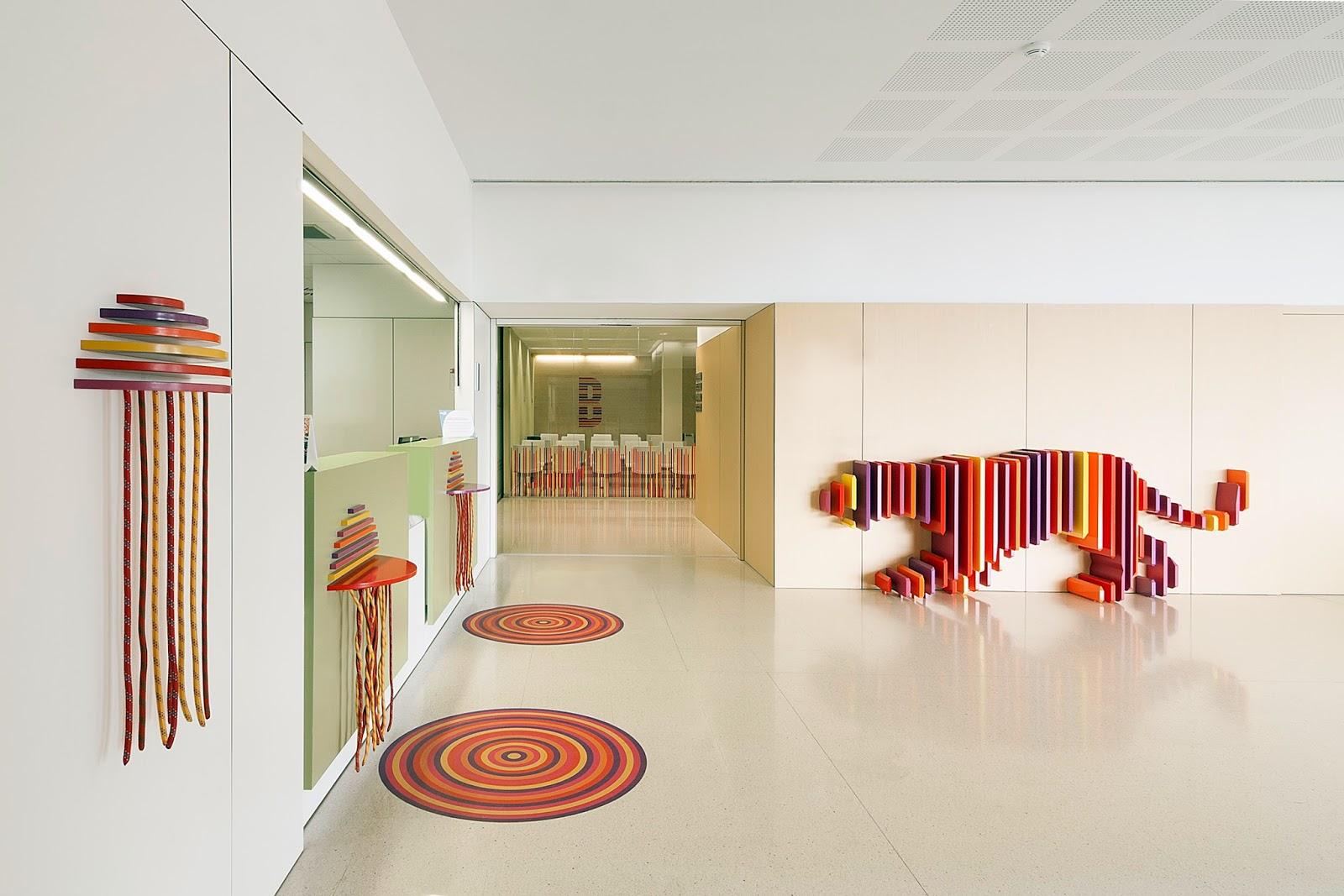El escondite de los animales archkids arquitectura para - Disenador de espacios ...