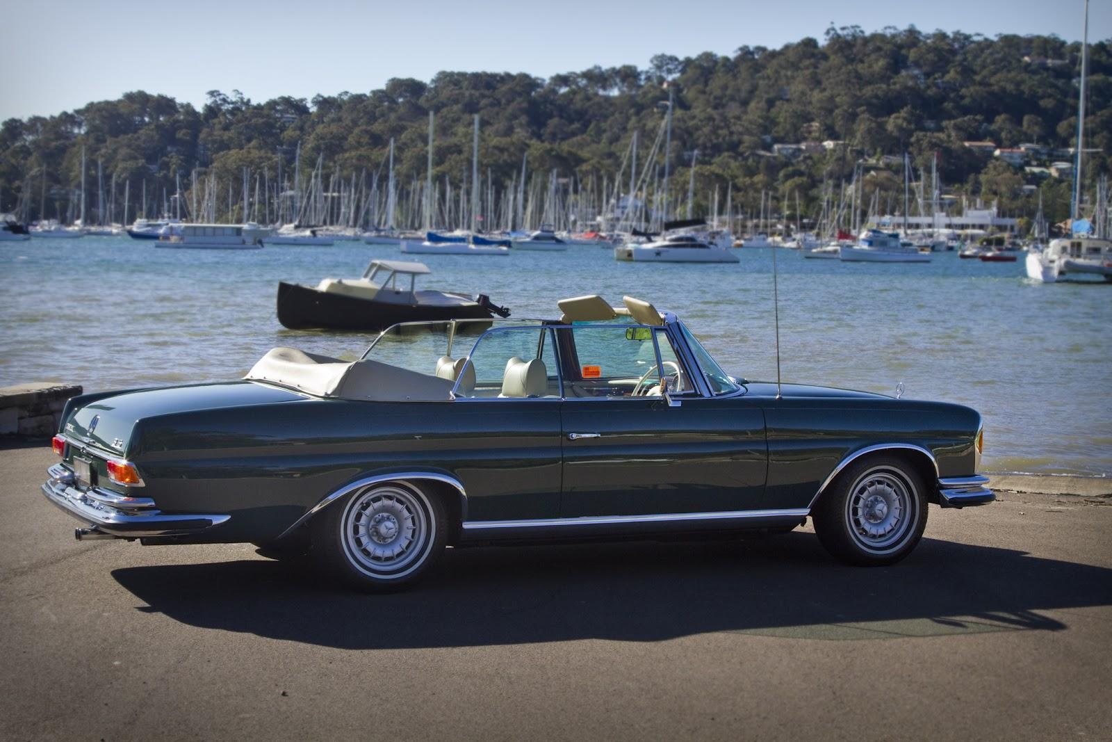 mercedes benz 280se 3 5 cabriolet for sale. Black Bedroom Furniture Sets. Home Design Ideas