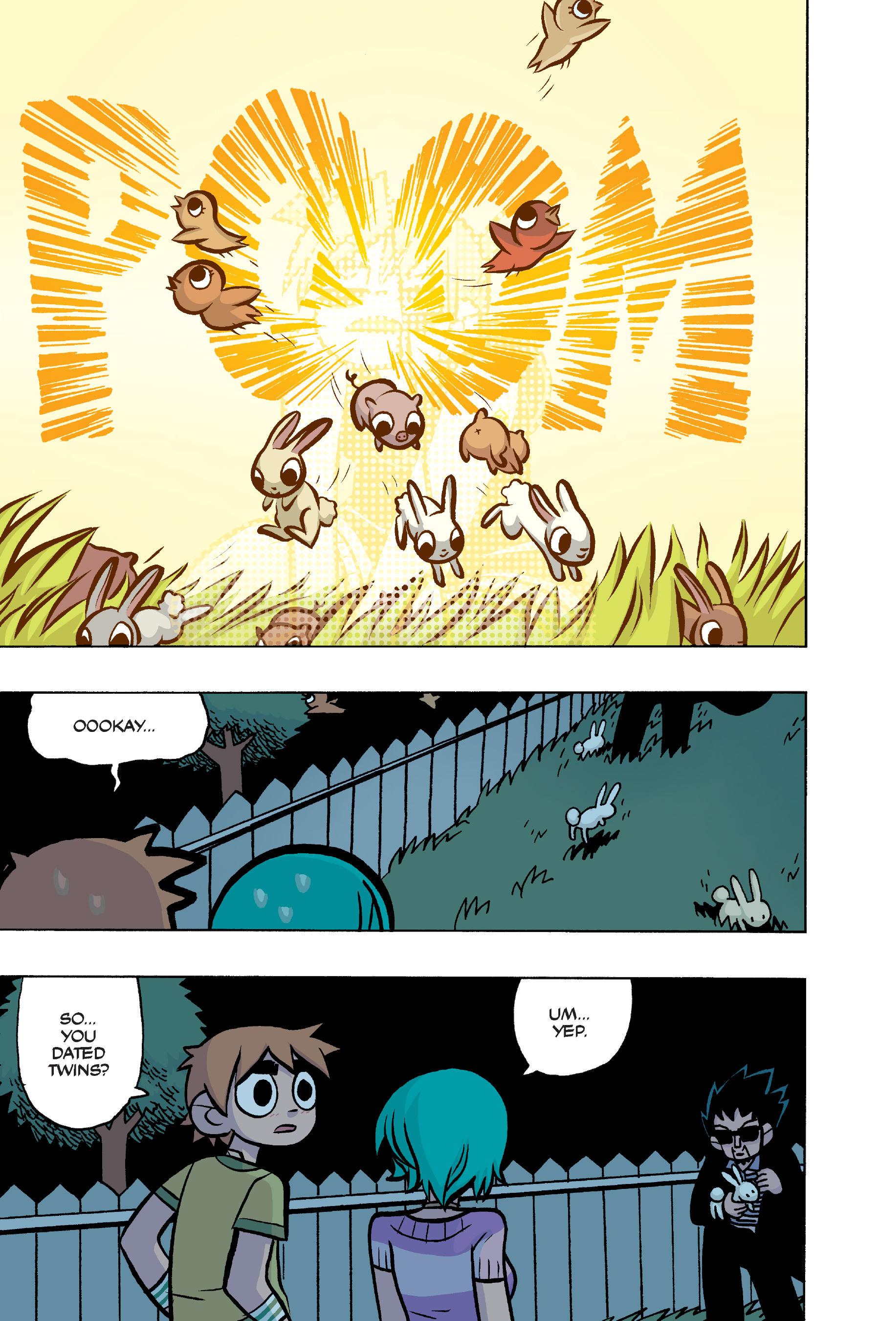 Read online Scott Pilgrim comic -  Issue #4 - 190