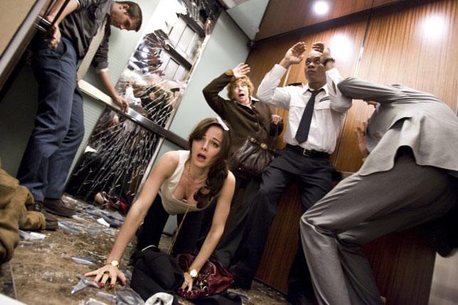 Как выжить в свободно падающей кабине лифта?