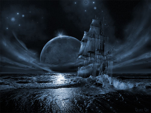 Essay story about ghost ship