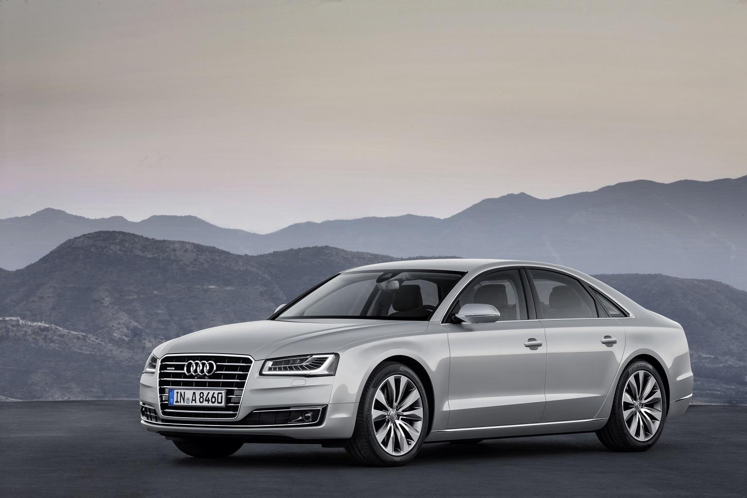 2014 Audi A8 TFSI