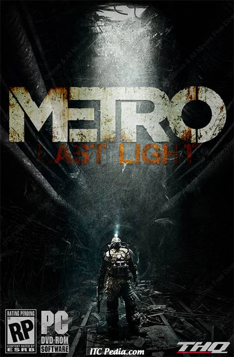 Metro Last Light Update 1.0.0.2 READNFO - CPY - Free PC Gameplay