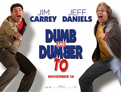Cover Dumb and Dumber To