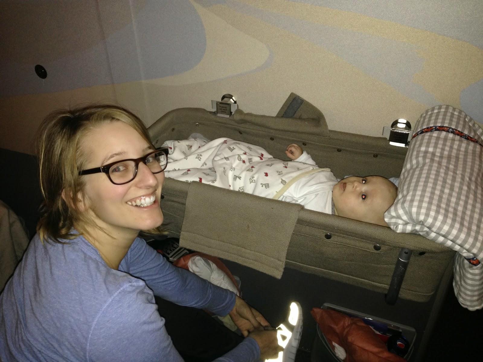 Hei Baby Das Erste Mal Mit Baby Fliegen