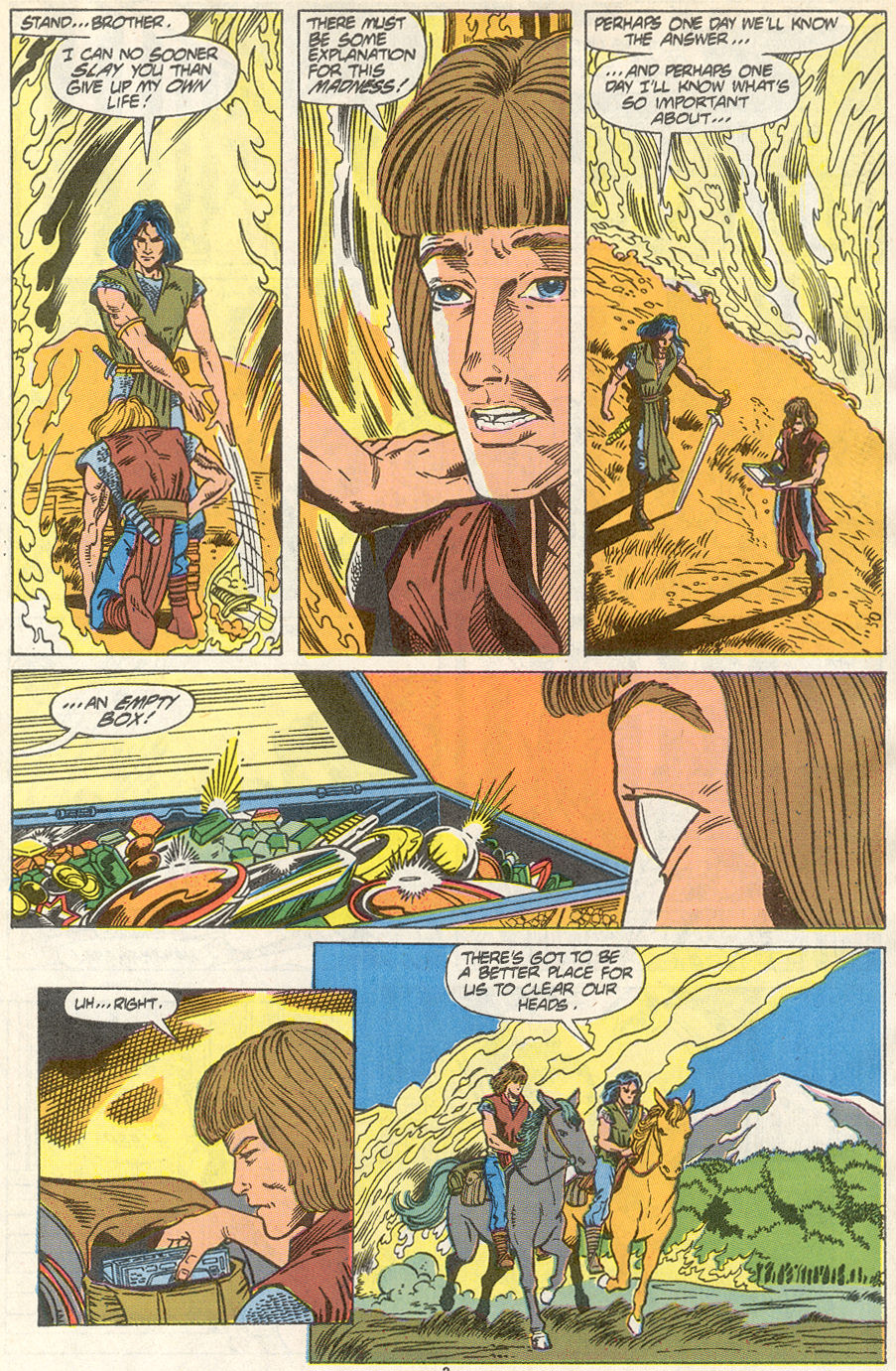 Conan the Barbarian (1970) Issue #234 #246 - English 4