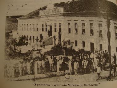 ANTIGO GYMNASIO MINEIRO