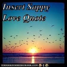 sappy song lyrics